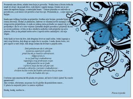 Plavi leptir (2)