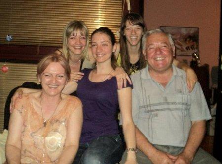 Milenina porodica