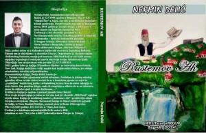 """""""Rustemov Ah"""", druga po redu knjiga mladog poete a budućeg ljekara. U knjizi je predstavljen odnos čovjeka sa čovjekom i čovjeka sa Bogom."""