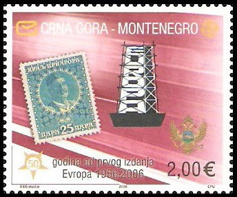 2006. Evropa Cept serija (4)