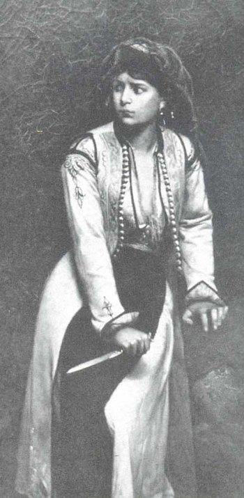 Crnogorka-u-odbrani-Vlaho-Bukovac